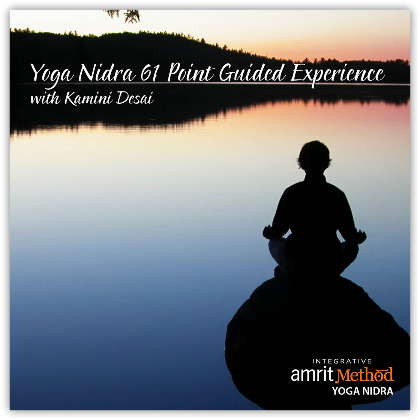 Yoga Nidra - 61 Point Guided Experience with Kamini Desai