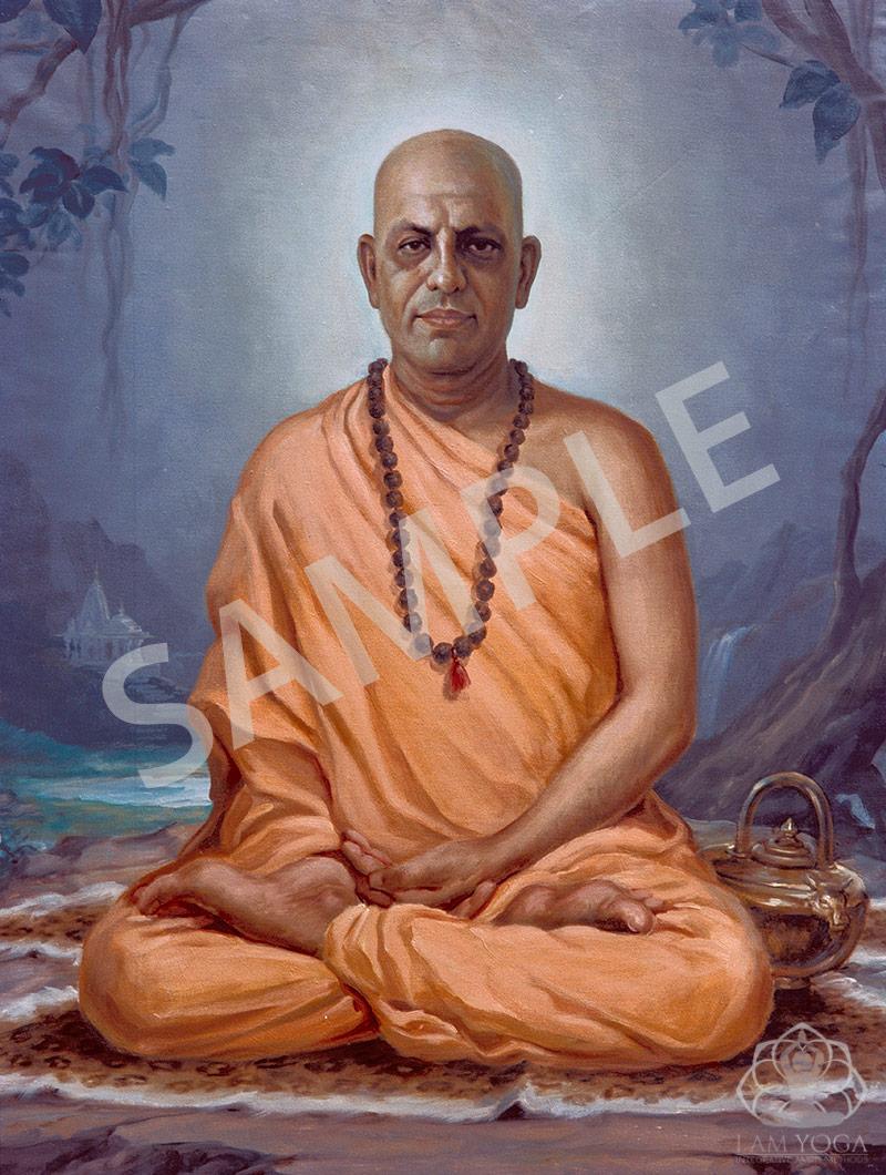 Bapuji painting