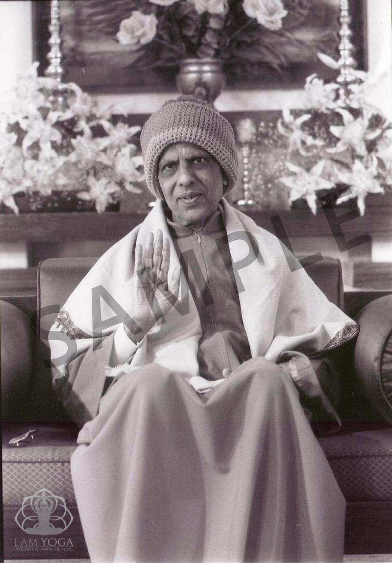 Photo of Swami Kripalu