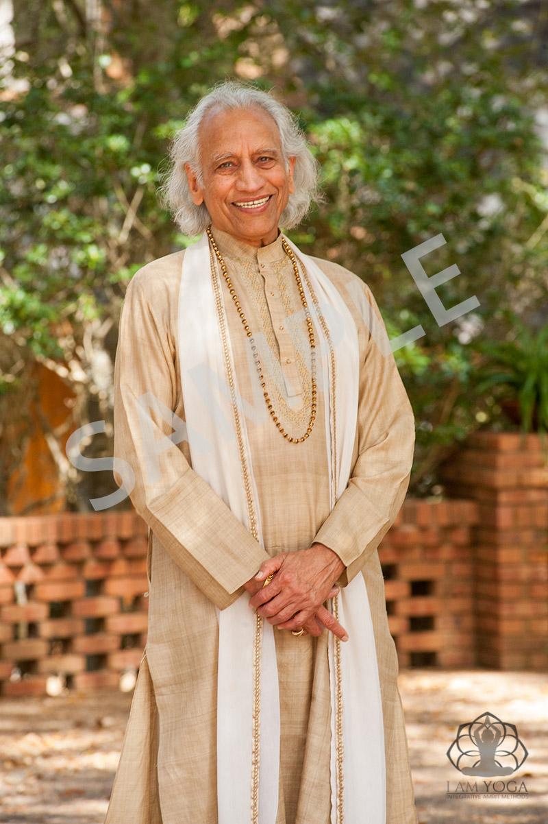 Photo of Gurudev (Yogi Amrit Desai)