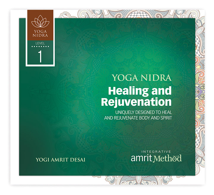 Yoga Nidra – Healing and Rejuvenation with Yogi Amrit Desai