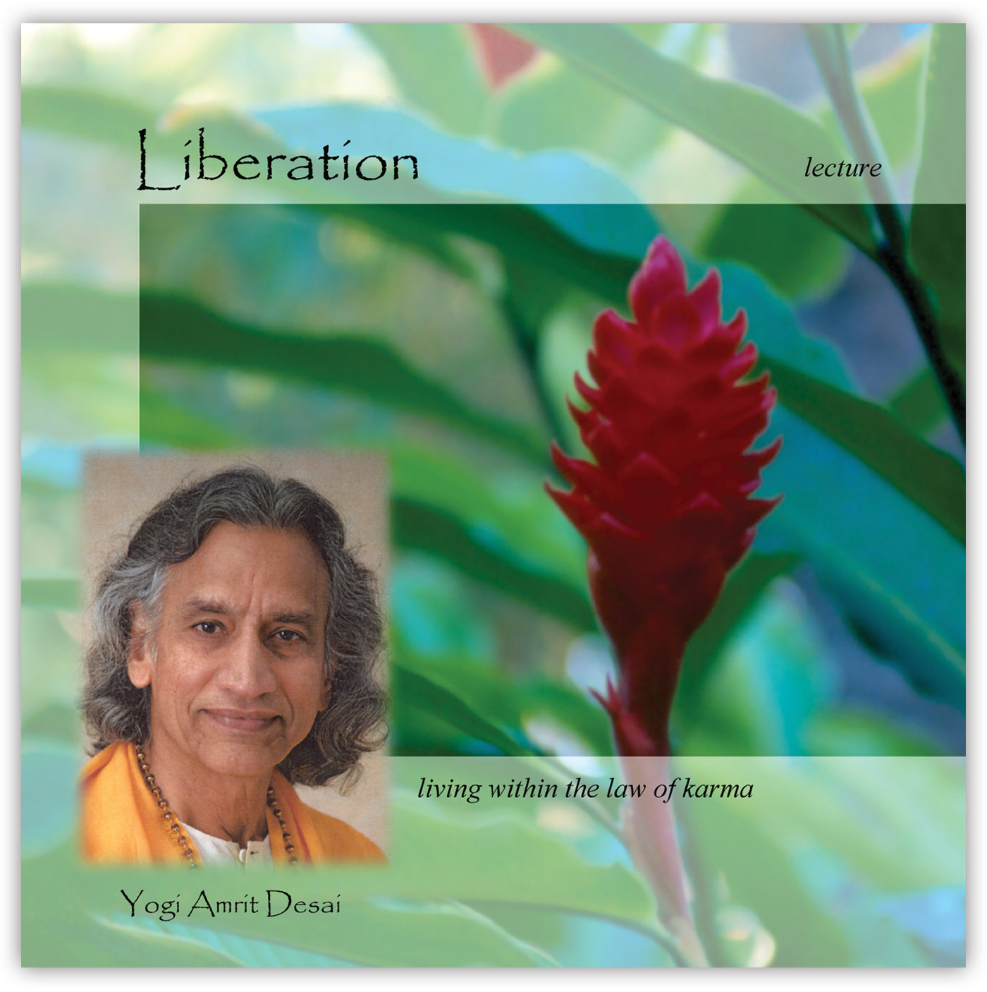 Lecture – Liberation: Living with the Laws of Karma with Yogi Amrit Desai