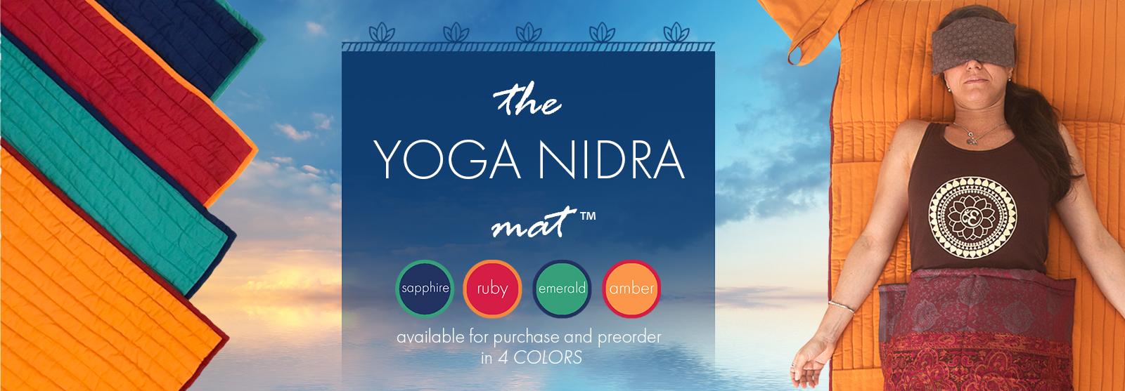 Yoga Nidra Mat