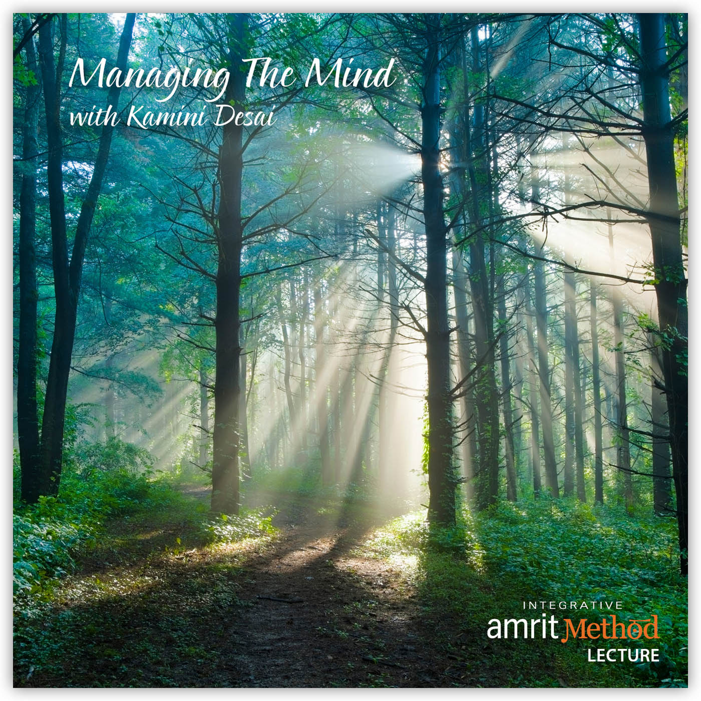 Lecture – Managing The Mind: A Yogic Perspective on Happiness with Kamini Desai, Ph.D.