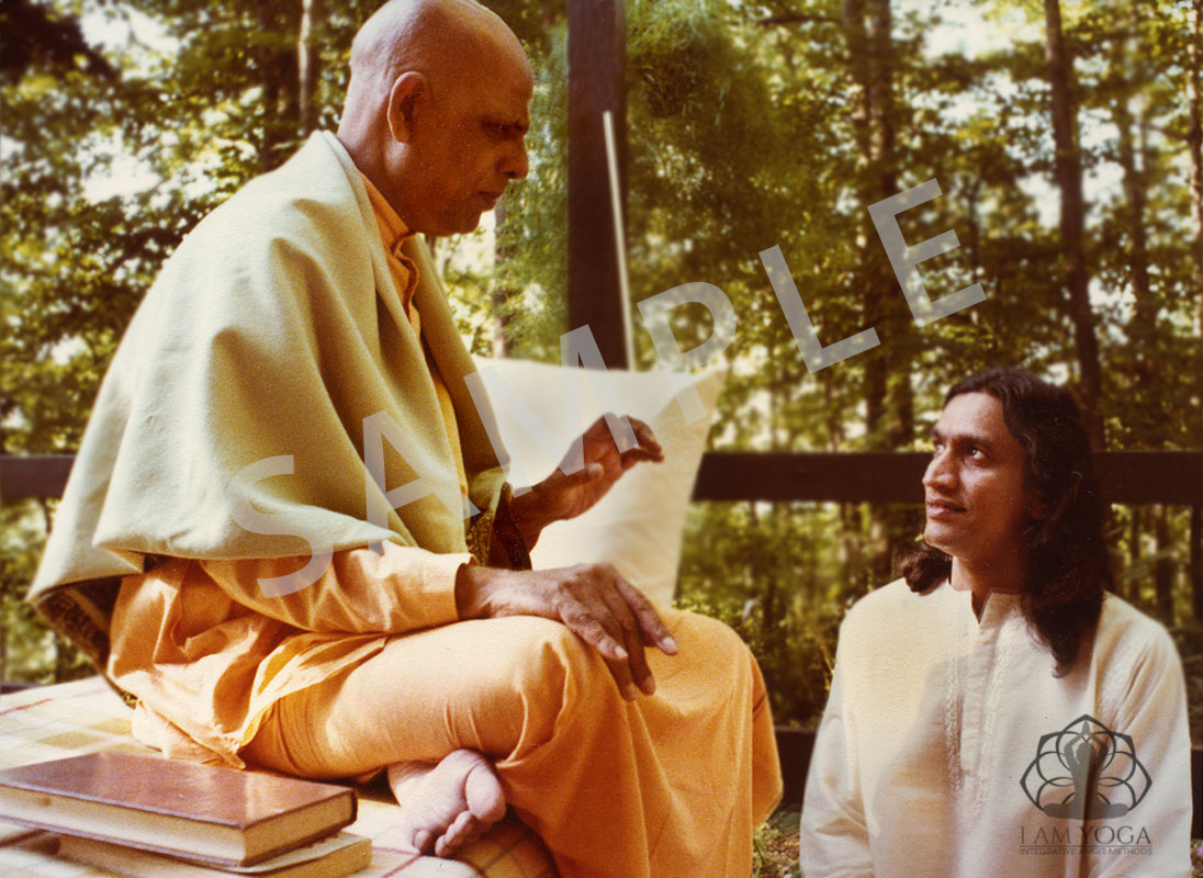 My Guru: Swami Kripalu and Yogi Amrit Desai