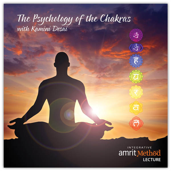 Lecture – The Psychology of the Chakras with Kamini Desai