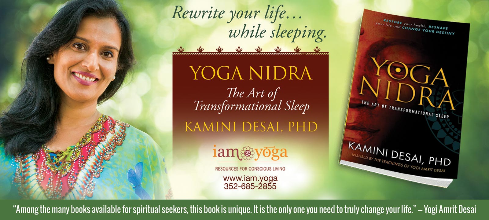 The Art of Transformational Sleep - Kamini Desai, Ph.D.