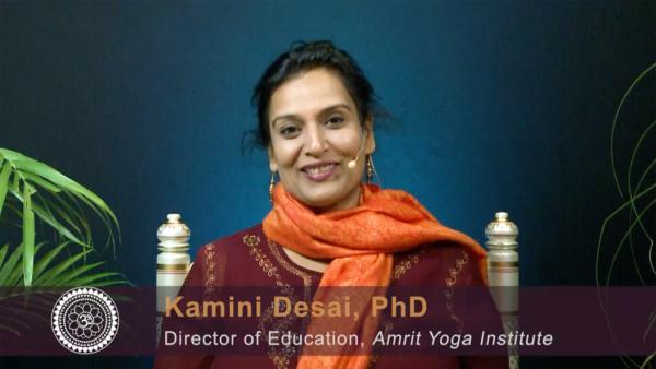 Yoga Nidra Online Class - Kamini Desai